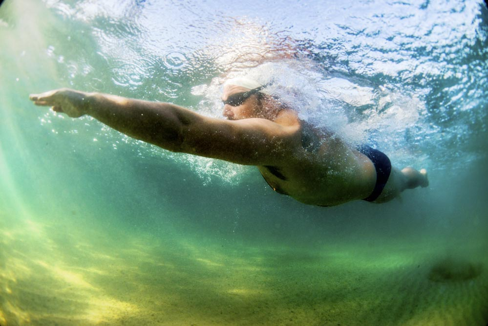 The best swimming hacks to swim faster and stronger